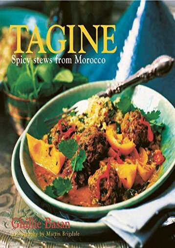 [+]The best book of the month Tagine: Spicy stews from Morocco  [FREE]