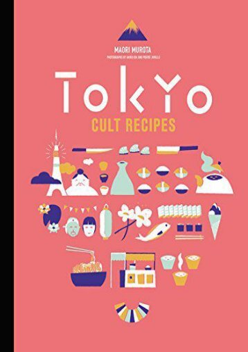 [+]The best book of the month Tokyo Cult Recipes  [FREE]