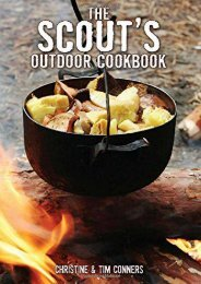 [+]The best book of the month Scout s Outdoor Cookbook (Falcon Guide)  [FULL]
