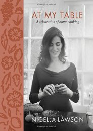 [+][PDF] TOP TREND At My Table: A Celebration of Home Cooking (International Edition)  [READ]