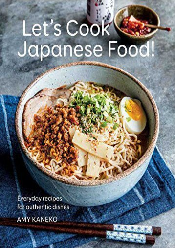 Recipe for success the top 20 food stories of the yearhow pdf top trend let s cook japanese food everyday forumfinder Images