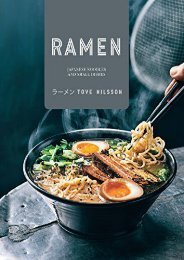 [+]The best book of the month Ramen: Japanese Noodles   Small Dishes  [FREE]
