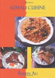 [+][PDF] TOP TREND Somali Cuisine  [FULL]