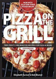 [+]The best book of the month Pizza on the Grill Expanded  [DOWNLOAD]