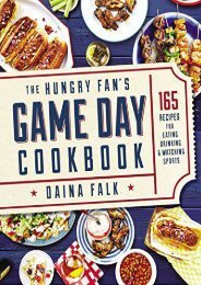 [+][PDF] TOP TREND The Hungry Fan s Game Day Cookbook: 165 Recipes for Eating, Drinking   Watching Sports  [READ]