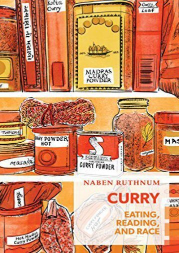 [+]The best book of the month Curry: Eating, Reading, and Race (Exploded Views)  [NEWS]