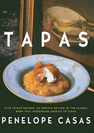 [+]The best book of the month Tapas: The Little Dishes of Spain  [NEWS]