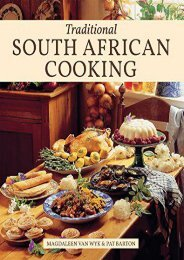 [+][PDF] TOP TREND Traditional South African Cooking  [READ]