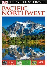 [+]The best book of the month DK Eyewitness Travel Guide: Pacific Northwest  [FREE]