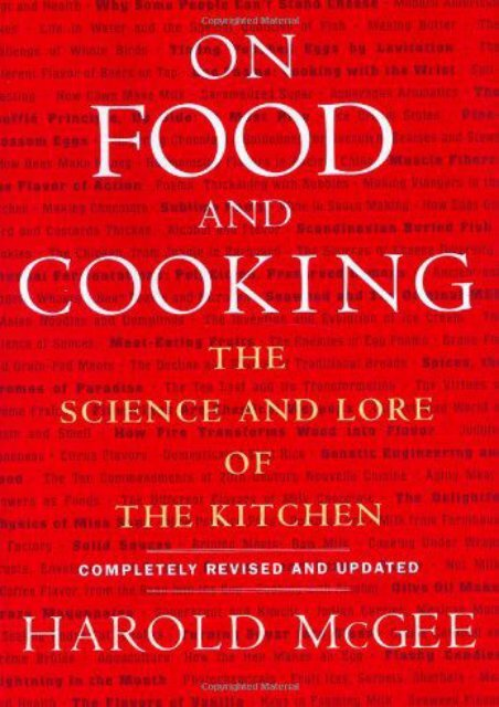 [+][PDF] TOP TREND On Food and Cooking: The Science and Lore of the Kitchen  [FREE]