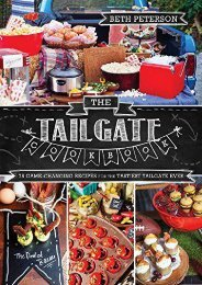 [+]The best book of the month The Tailgate Cookbook: 75 Game-Changing Recipes for the Tastiest Tailgate Ever  [NEWS]