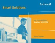 Solution 5000 PPO - CALIFORNIA GROUP HEALTH INSURANCE ...