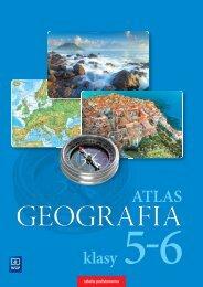 Atlas. Geografia, klasy 5-6