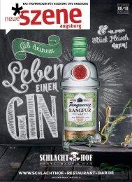 Neue Szene Augsburg 2018-08