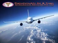 Advanced and Low-Cost Air Ambulance from Bagdogra with Full ICU Setup
