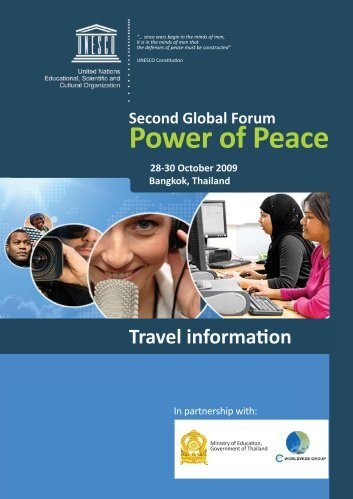 travel information .pdf - Unesco