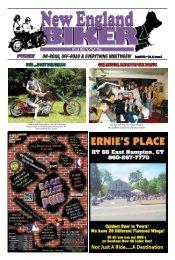 Sep 2008 - New England Biker News