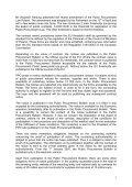 ppn minutes - Public Procurement Network - Page 3