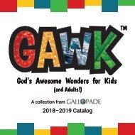 GAWK Catalog