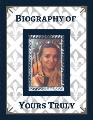 Biography Main