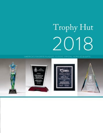 Trophy Hut Engraved Plaques Catalog