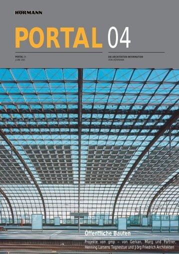 Öffentliche Bauten - Hörmann KG