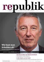 Ausgabe als PDF - Republik