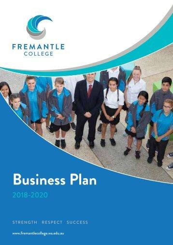 5327_Business Plan 2018-2020 2
