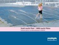 Stadt macht Platz – NRW macht Plätze - Landesinitiative ...