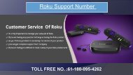 Roku Customer Care Australia