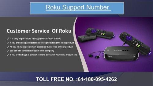 Roku Customer Care Australia