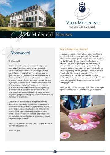 Villa Molenenk augustus september_2018