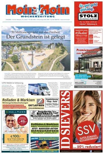 MoinMoin Schleswig 30 2018