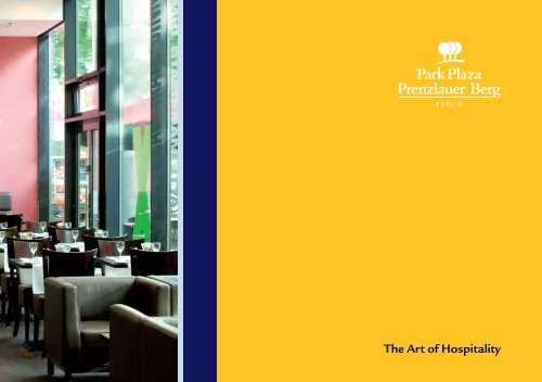 The Art of Hospitality - PPHE Hotel Group