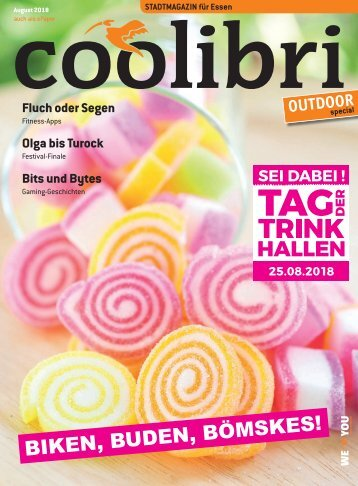 August 2018 - coolibri Essen