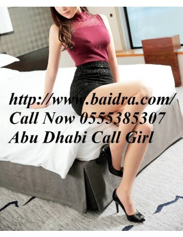 Escorts Agency In Abu Dhabi  +971-0555385307 Indian Escorts Agency In Abu Dhabi