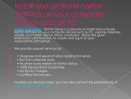 norton.com/setup - install norton setup with norton product key