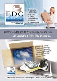 Catalogue EDC Transmouss