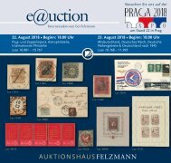 Auktionshaus Felzmann - Auktion-1020 - Philatelie