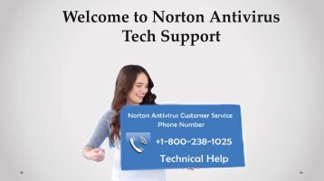 Contact Norton Antivirus Tech Support Number