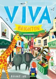 Viva Brighton Issue #66 August 2018
