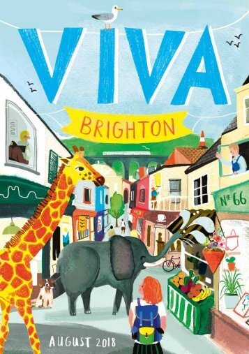 Viva Brighton Issue #66 August 2018