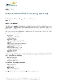 global-glycine-market-professional-survey-report-2018-24marketreports