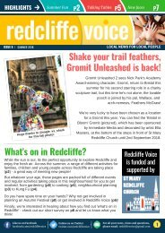 Redcliffe Voice Issue 6 Summer 2018