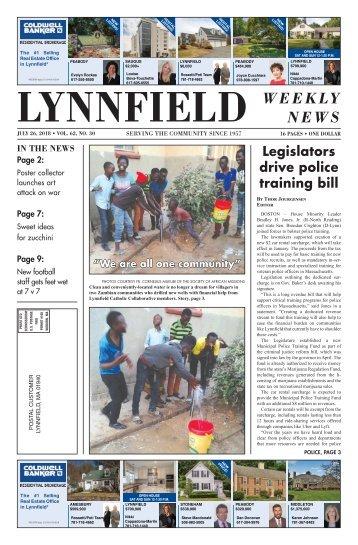 Lynnfield 7-26-18