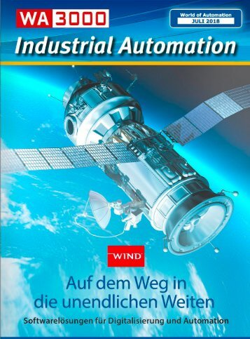 WA3000 Industrial Automation Juli 2018