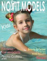 Magazine NOVIT MODELS KIDS™ №2/2018