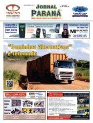 Jornal Paraná Agosto 2018