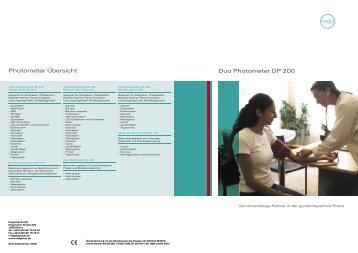Produktinformation Duo - Diaglobal GmbH