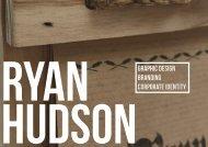 Ryan Hudson - Graphic Design Portfolio